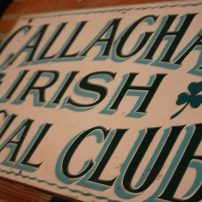 Callaghan's Irish Social Club, Mobile, Alabama