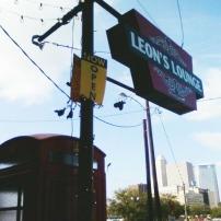 Leon's Lounge in Midtown, Houston