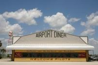 Airport Diner, Fredericksburg, Texas, 2011