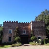 The Castle Restaurant at the Dunleith Historic Inn, Natchez, Mississippi, 2014