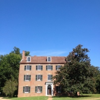Historic Jefferson Military College, Natchez, Mississippi, 2014