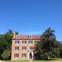 Historic Jefferson Military College, Natchez, Mississippi, 2014