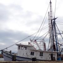 Shrimp Boat, Waveland, Mississippi, 2014
