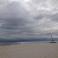 Winter Beach, Bay St. Louis, Mississippi, 2014