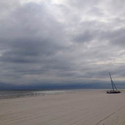 Winter Beach, Bay St. Louis, Mississippi, 2014