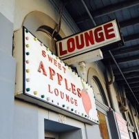 Apples Lounge, Galveston, Texas, 2013