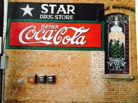 Star Drug Store, Galveston, Texas 2013