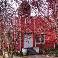 Red Church House, New Orleans, Louisiana, 2014