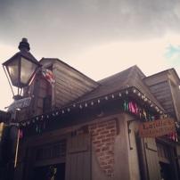 Lafitte's Blacksmith Shop, New Orleans, Louisiana, 2014