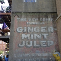Ginger Mint Julep, New Orleans, Louisiana, 2014