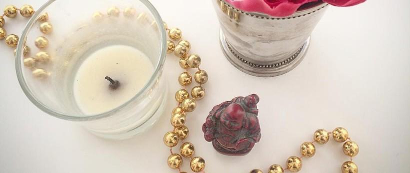 Buddha and Beads